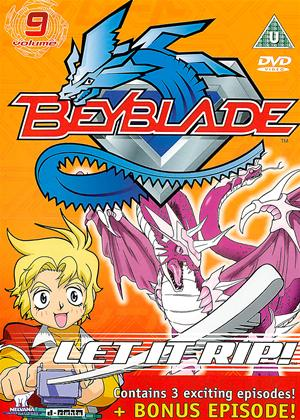 Rent Beyblade: Vol.9 (aka Bakuten shoot beyblade) Online DVD Rental
