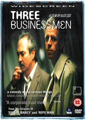 Rent Three Businessmen Online DVD Rental