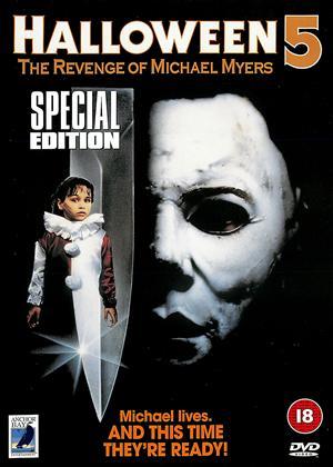 Rent Halloween 5 (aka Halloween 5: The Revenge of Michael Myers) Online DVD Rental