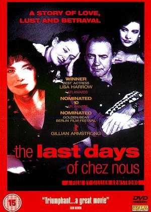 Rent The Last Days of Chez Nous Online DVD Rental