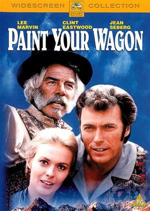 Rent Paint Your Wagon Online DVD Rental