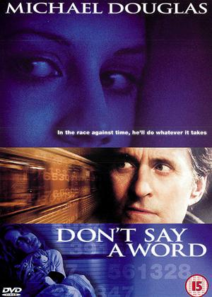 Rent Don't Say a Word Online DVD & Blu-ray Rental