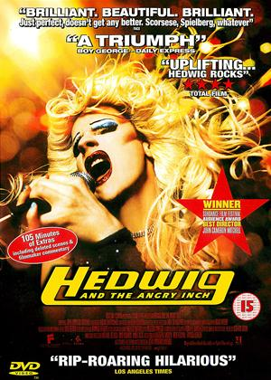 Rent Hedwig and the Angry Inch Online DVD Rental