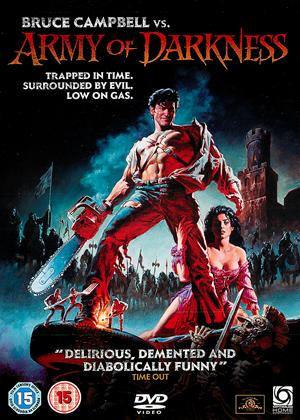 Army of Darkness: The Evil Dead 3 Online DVD Rental