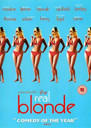 Rent The Real Blonde Online DVD Rental