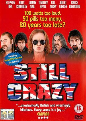 Rent Still Crazy Online DVD Rental