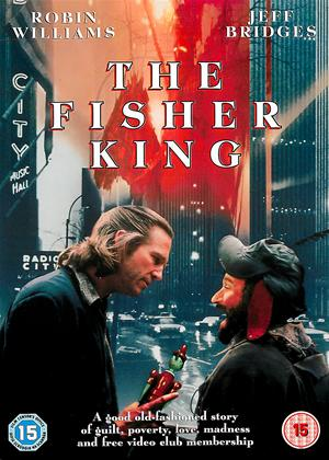 The Fisher King Online DVD Rental