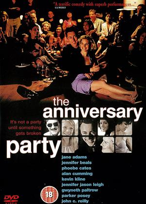 Rent The Anniversary Party Online DVD Rental