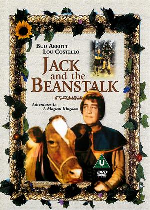 Rent Abbott and Costello: Jack and the Beanstalk Online DVD Rental