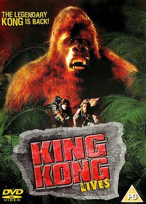 Rent King Kong Lives Online DVD Rental