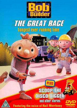 Rent Bob The Builder: The Great Race / Scoop The Disco Digger Online DVD Rental