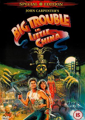 Rent Big Trouble in Little China Online DVD Rental