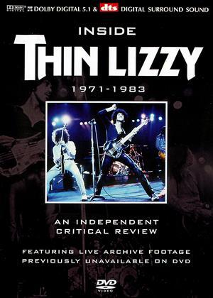 Rent Inside Thin Lizzy Online DVD Rental