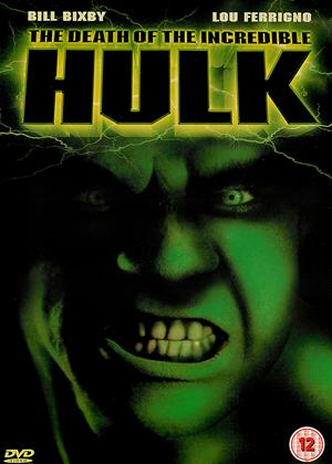 Rent The Death of the Incredible Hulk Online DVD Rental