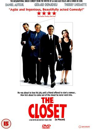 Rent The Closet (aka Le Placard) Online DVD Rental