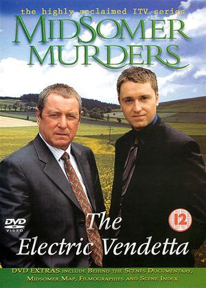 Rent Midsomer Murders: Series 4: The Electric Vendetta Online DVD Rental