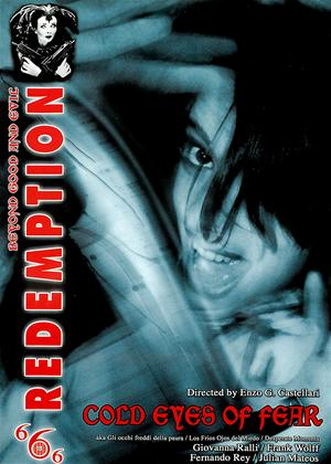 Rent Cold Eyes of Fear (aka Gli occhi freddi della paura) Online DVD Rental