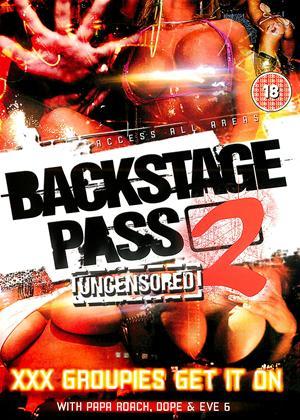 Rent Backstage Pass: Vol.2 Online DVD Rental