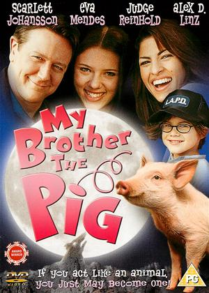 Rent My Brother the Pig Online DVD Rental