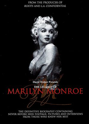 Rent The Legend of Marilyn Monroe Online DVD Rental