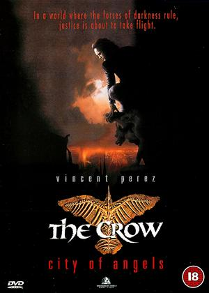 Rent The Crow: City of Angels Online DVD & Blu-ray Rental