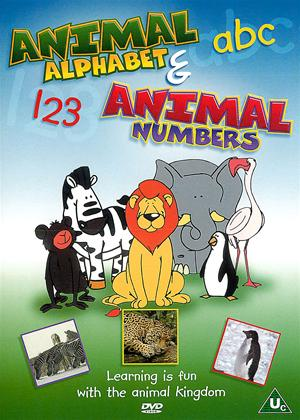 Rent Animal Alphabet and Numbers Online DVD Rental