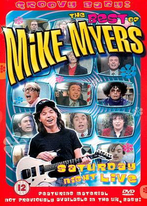 Rent Saturday Night Live: The Best of Mike Myers Online DVD Rental