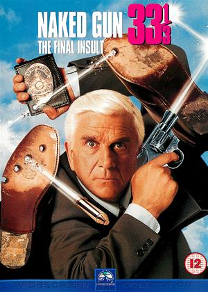 Rent Naked Gun 33 1/3: The Final Insult Online DVD Rental