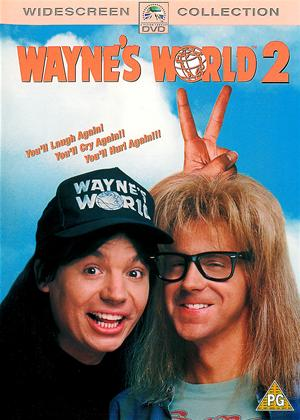 Rent Wayne's World 2 Online DVD Rental