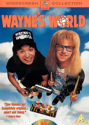 Wayne's World Online DVD Rental