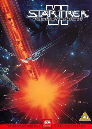 Star Trek 6: The Undiscovered Country Online DVD Rental