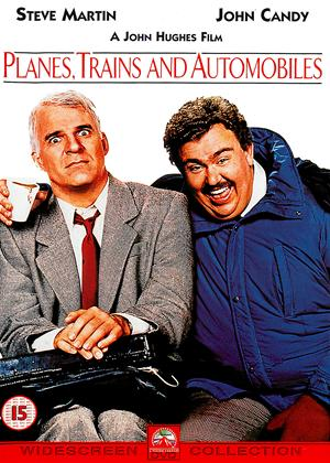 Rent Planes, Trains and Automobiles Online DVD Rental