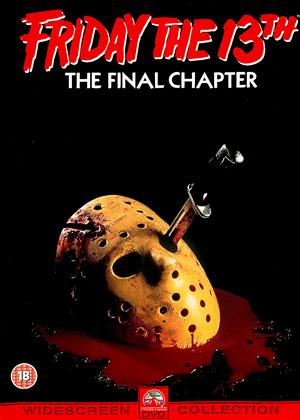 Rent Friday the 13th: The Final Chapter Online DVD Rental