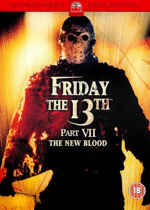 Rent Friday the 13th: Part 7 Online DVD Rental