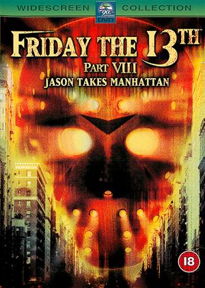 Rent Friday the 13th: Part 8 Online DVD Rental