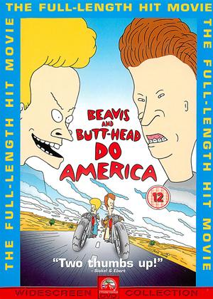 Beavis and Butt-Head Do America Online DVD Rental