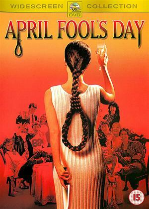 Rent April Fool's Day Online DVD Rental