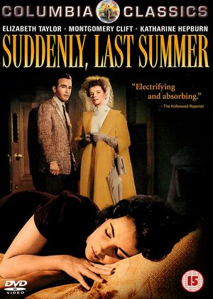 Rent Suddenly Last Summer Online DVD Rental