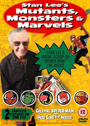 Rent Stan Lee's Mutants, Monsters and Marvels Online DVD Rental