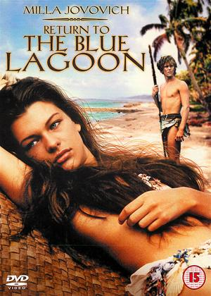 Rent Return to the Blue Lagoon Online DVD Rental