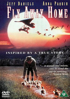 Rent Fly Away Home Online DVD Rental