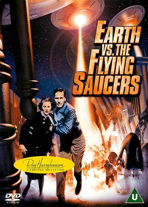 Rent Earth vs. the Flying Saucers Online DVD Rental