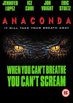 Rent Anaconda Online DVD Rental