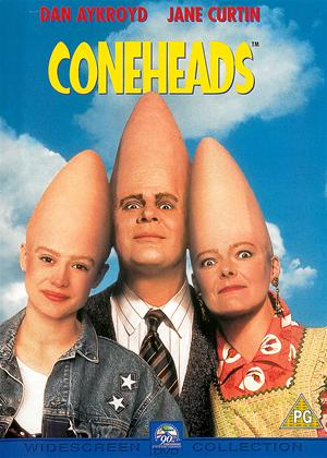 Rent Coneheads Online DVD Rental