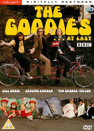 Rent The Goodies: At Last! Online DVD Rental