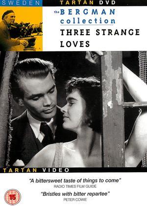 Rent Three Strange Loves (aka Törst) Online DVD Rental