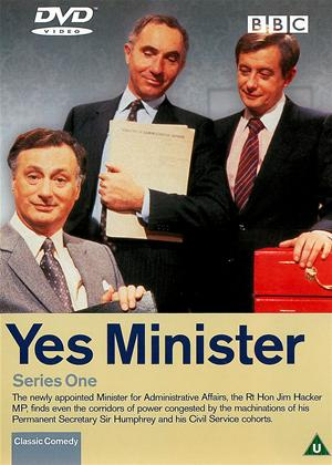 Rent Yes Minister: Series 1 Online DVD & Blu-ray Rental