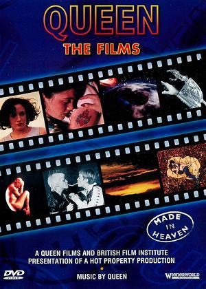 Rent Queen: Made in Heaven: The Films Online DVD Rental