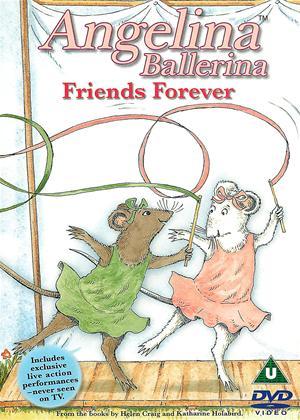 Rent Angelina Ballerina: Friends Forever Online DVD Rental