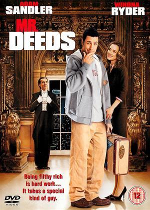 Rent Mr. Deeds Online DVD Rental